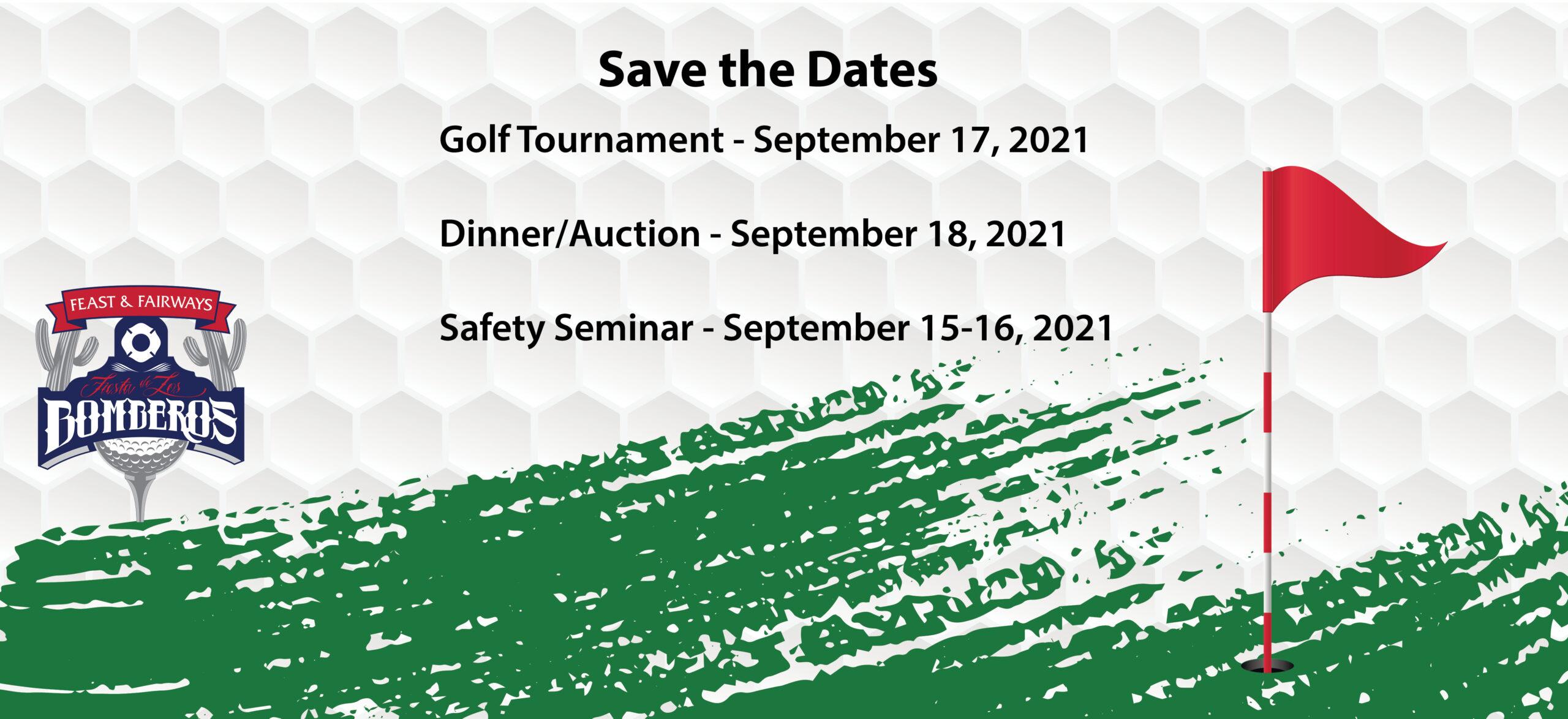 2021 Golf Tournament & Dinner/Auction
