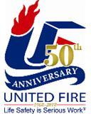 UFEC 50th Logo Port CMYK 2-6-18 128x160