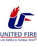 United Fire Logo 128x160