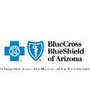 bcbsaz logo blue black 128x160